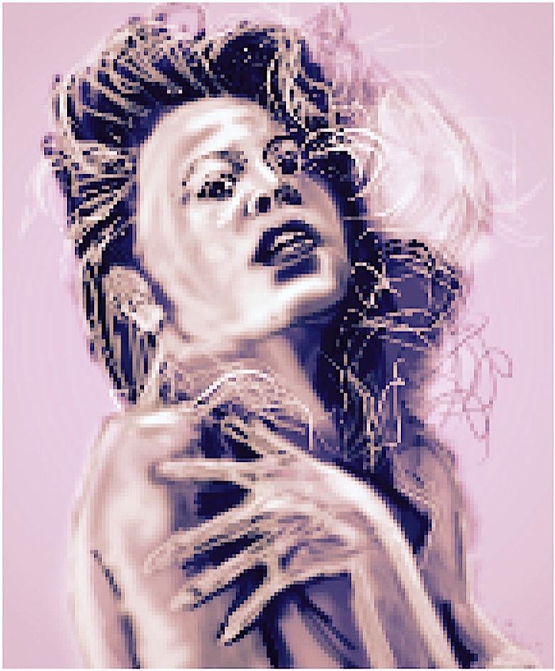 Beyonce por Zilmari
